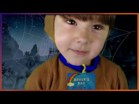 Toddler Virtual Haunted House Halloween