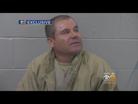 'El Chapo' Appears In Court