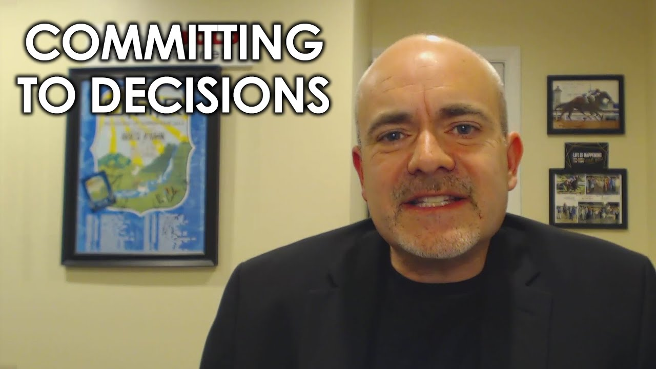 How to Commit to Decisions