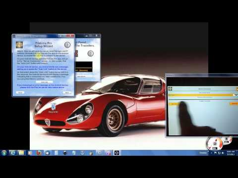 Video of FileLinx PRO-Direct File Share