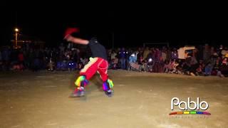 Download Lagu Satan Piki Chaki Vs. Tempestad. Danza de las Tijeras en Pomacancha 2017 Mp3