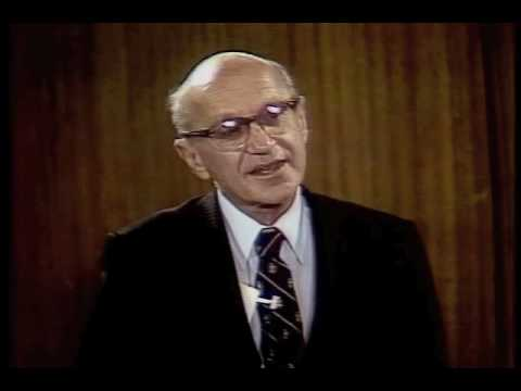 milton friedman - Milton Friedman clears up misconceptions about wealth redistribution, in general, and inheritance tax, in particular. http://www.LibertyPen.com Source: Milto...