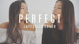 Video PERFECT | ED SHEERAN (Jayesslee Cover) Available on Spotify and iTunes! MP3, 3GP, MP4, WEBM, AVI, FLV Maret 2018
