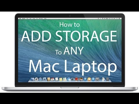 , title : 'How to Add Storage to Any Mac Laptop'