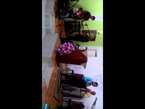 IEAB BARRA DO QUARAI Culto Quinta-Feira 21/04/2016