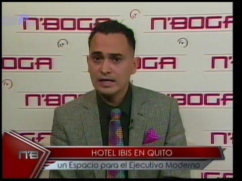 Hotel Ibis en Quito un espacio para el ejecutivo moderno
