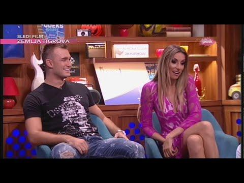 Kako su se smuvali Rada Manojlovic i Haris Berkovic? - Ami G Show S09