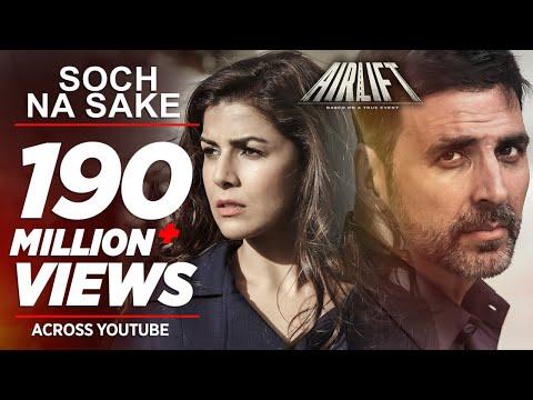 Video Soch Na Sake FULL VIDEO SONG | AIRLIFT | Akshay Kumar, Nimrat Kaur | Arijit Singh, Tulsi Kumar download in MP3, 3GP, MP4, WEBM, AVI, FLV January 2017