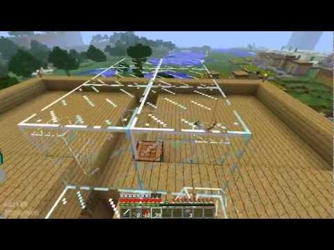 Český Let´s Play | Minecraft MP 1.2.5 | #049 HD | Přípravy na farmaření.