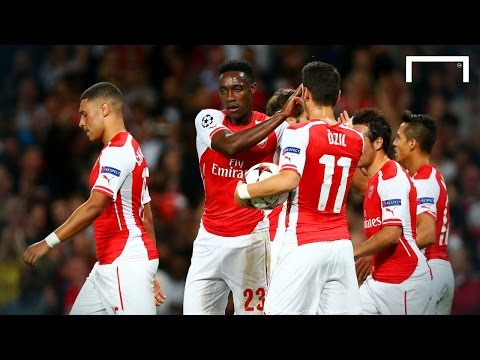 Video: Wenger praises Welbeck's hat-trick