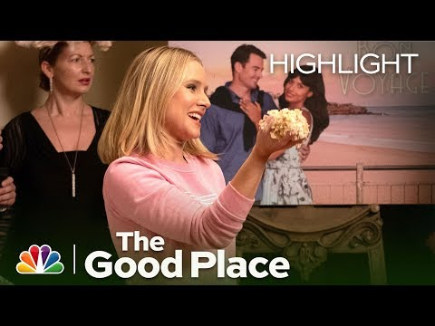 Eleanor's Angry the Study Is Ending - The Good Place (Episode Highlight)