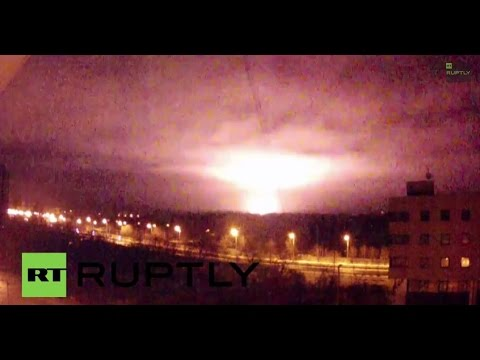 *LIVE* - Ruptly's live cameras in Donetsk have lost signal amid heavy fighting in the vicinity of the city's international airport. The reason for the malfunction rem...