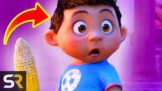 Video 10 Hidden Details In Pixar's Coco You Totally Missed MP3, 3GP, MP4, WEBM, AVI, FLV Oktober 2018