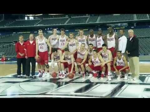 WATCH: Badgers invade the Final Four