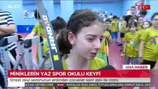 Yaz Spor Okulları - Ülke Tv