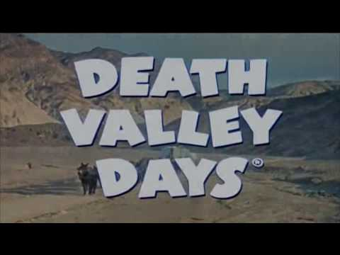 Death Valley Days hosted by Ronald Reagan