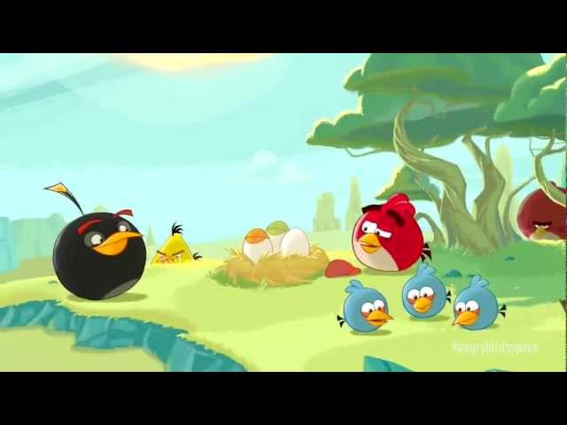 Official Trailer: Angry Birds Space out on March 22