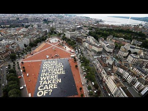 Ελβετία: Δημοψήφισμα την Κυριακή για το ελάχιστο εγγυημένο εισόδημα