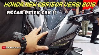 Video Review Honda Review CBR150 2019 | EMANG GANTENG ! MP3, 3GP, MP4, WEBM, AVI, FLV November 2018