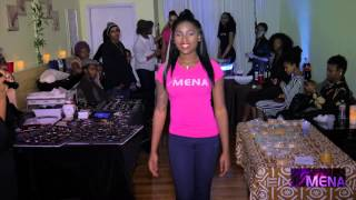 IMENA Holiday Party and Hair Show 2014