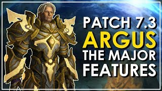 Patch 7.3 has finally hit the PTR! Here is an initial look at what the patch aims to achieve for Legion.●Patreon - https://patreon.com/bellular●Twitter - https://twitter.com/BellularGaming●I Stream on Twitch.tv! - http://bit.ly/BellularTwitchWoW News Websites- MMO-Champion.com- WoWHead.com- The WoW Devs are on Twitter (http://wow.joystiq.com/2014/02/25/wow-insiders-guide-to-blizzard-twitter-accounts/)