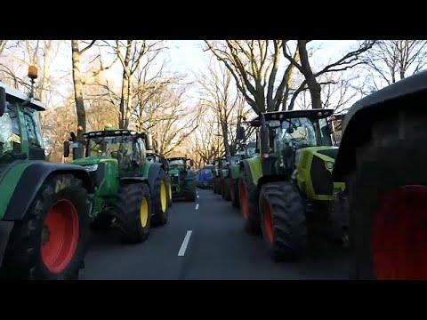 Treckerproteste in Berlin: »Wir verlieren jede Menge  ...
