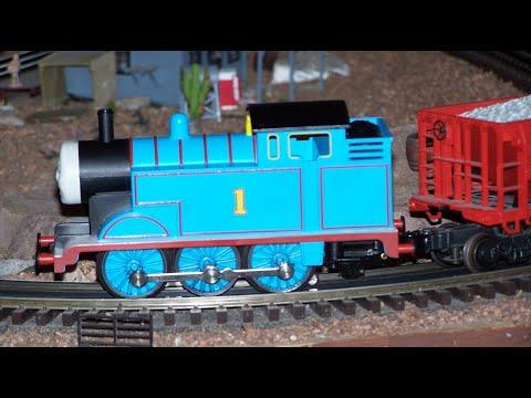 Thomas the Tank Engine at the McCormick-Stillman