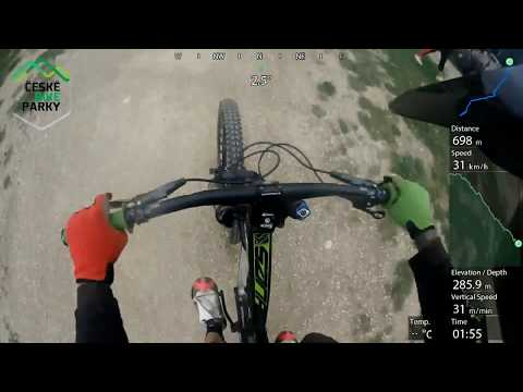 (cz) Bikepark Kalnica Vito