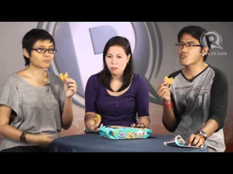 junk food - Rappler responds to Buzzfeed's Filipino taste test videos.