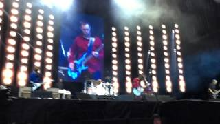 Foo Fighters - Jailbreak (Thin Lizzy Cover) - Slane Castle, Ireland 2015