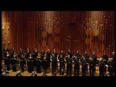 MESSIAH - Sir Colin Davis conducts the London Symphony Orchestra, Susan Gritton, Sara Mingardo, Mark Padmore, Alastair Miles and the Tenebrae choir performing Handel's...