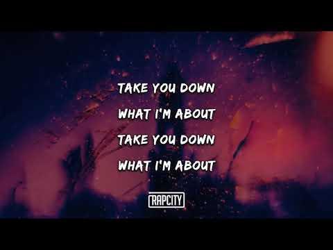 Tory lanez ft Chris brown Take (lyrics video)