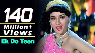 Video Ek Do Teen | Tezaab (1988) | Madhuri Dixit | Alka Yagnik | Bollywood Dance Songs MP3, 3GP, MP4, WEBM, AVI, FLV Februari 2019