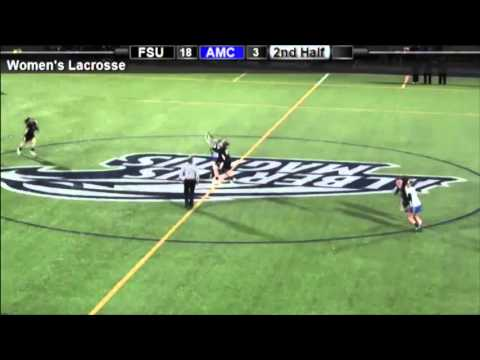 Framingham State Women's Lacrosse Highlight 3/8/16 & 3/10/16