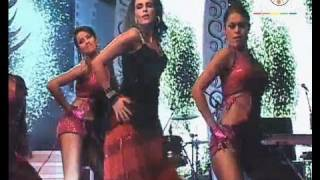 Neha Dhupia's Electrifying New Year's Eve Performance
