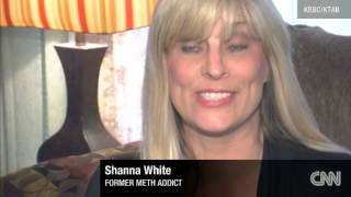 Recovering meth addicts uplifting photo