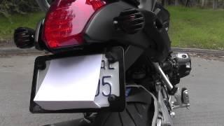 9. Farkled 2012 BMW R1200R Classic