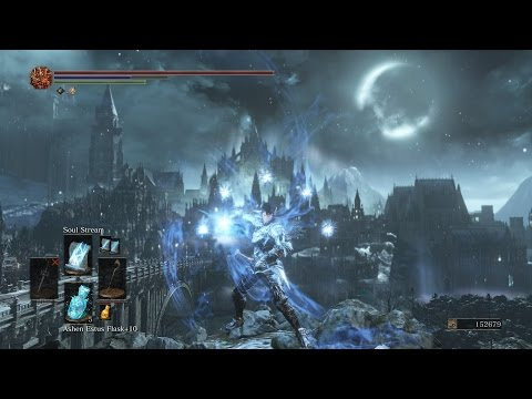 Dark souls 3 sorcerer walkthrough guide part 5 clearing cemetery of ash and firelink shrine
