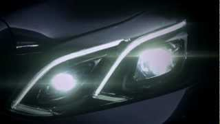 2013 Mercedes-Benz E-Class Teased Further In New Video