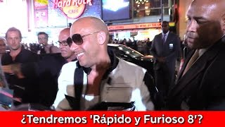 Nonton El elenco de 'Furious 7' revela todo sobre 'Fast And Furious 8' Film Subtitle Indonesia Streaming Movie Download