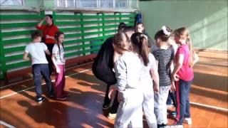 Мастер-класс в школе № 1
