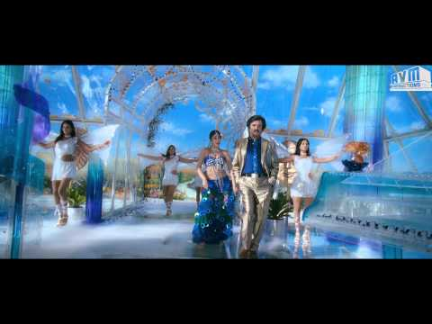 Sahana Song from Sivaji The Boss; Rajini,Shriya