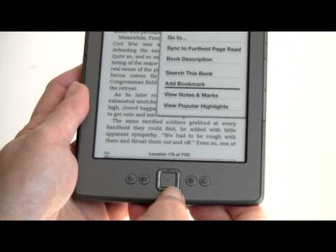 Amazon Kindle 4th Gen Review