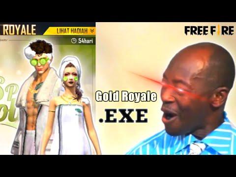 FREE FIRE.EXE - GOLD ROYALE.EXE(ff lucu)