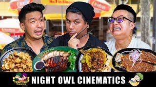 Video FOOD KING SINGAPORE: SHOCKINGLY GOOD HAWKER BBQ!! MP3, 3GP, MP4, WEBM, AVI, FLV Desember 2018