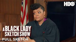 Video A Black Lady Sketch Show: Courtroom Kiki (Full Sketch) | HBO MP3, 3GP, MP4, WEBM, AVI, FLV September 2019