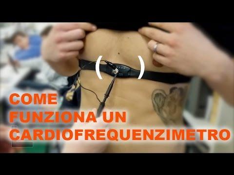 Come funziona un cardiofrequenzimetro