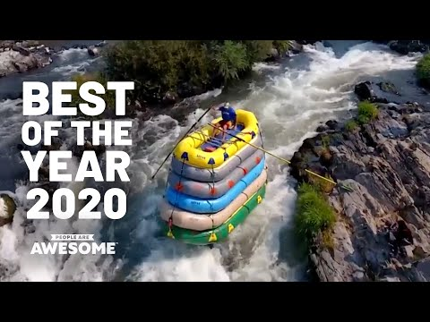 Best of the Year 2020 | People Are Awesome | Feat. Gryffin & Audrey Mika