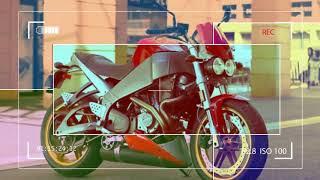 7. Harley Davidson xr1200 sportster