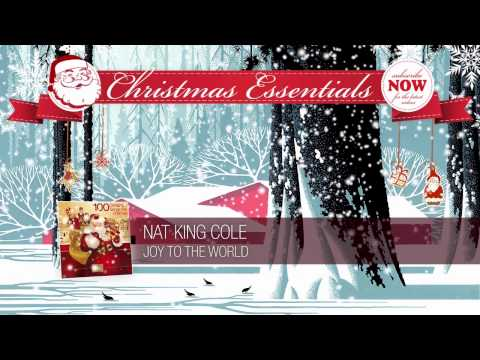 Nat King Cole - Joy To The World (1960) // Christmas Essentials